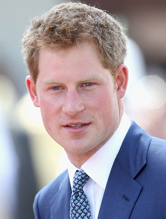 Prince Harry offered £100K for `steamy` Las Vegas strip show
