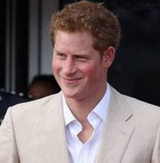 Prince Harry crowned world's most eligible bachelor