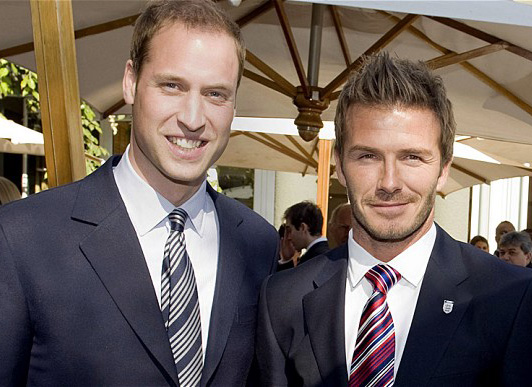 Becks and Wills team up to save wildlife