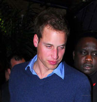 Prince William took part in £40M cocaine bust