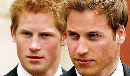 NOTW paid private investigator to spy on royal princes