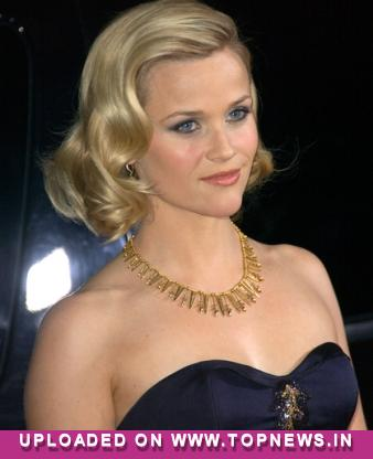reese witherspoon and jim toth tie the knot. Reese Witherspoon set to walk