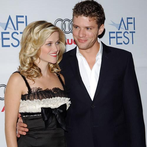 Reese Witherspoon Ex Husband Ryan