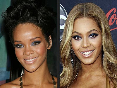Exhausted RiRi has physical breakdown, turns to Beyonce for advice