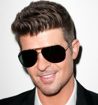 Robin Thicke's admits marriage to estranged wife Paula Patton is over
