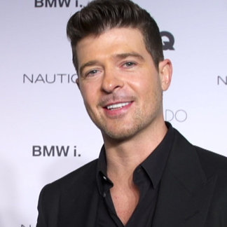 Robin Thicke admits to being high during 'Blurred Lines' deposition