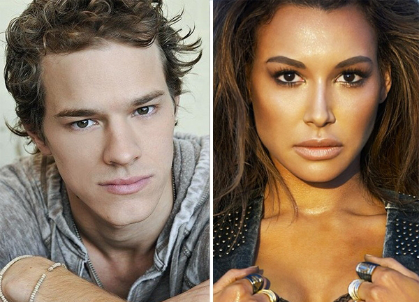 'Glee' star Naya Rivera marries Ryan Dorsey
