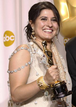 Fight injustice, says Oscar-winning Pakistani