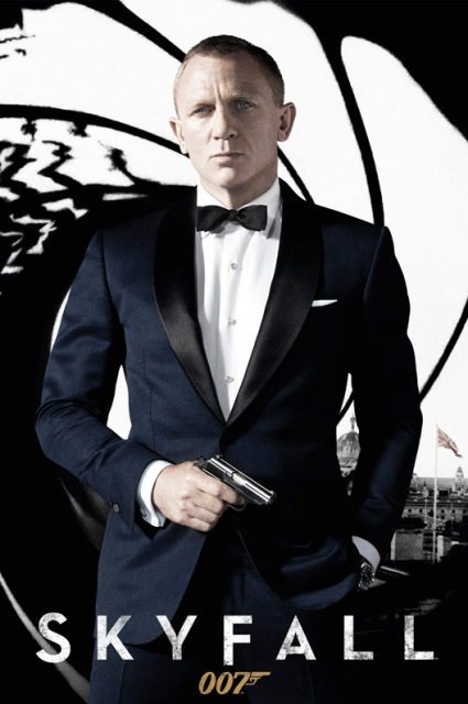 Bond fans being forced to sit through 30 mins of ads before `Skyfall` starts