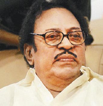 Legendary Tamil actor S.S. Rajendran