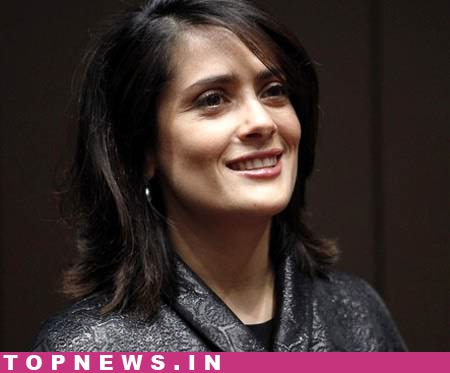 I entered US as an illegal immigrant, says Salma Hayek