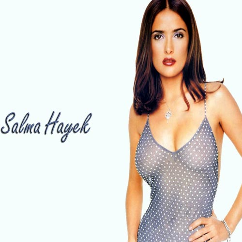 Salma Hayek in third `Got Milk?' campaign