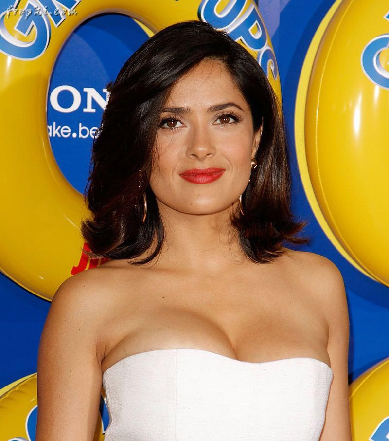 Salma Hayek's comment on Mexican roots sparks outrage