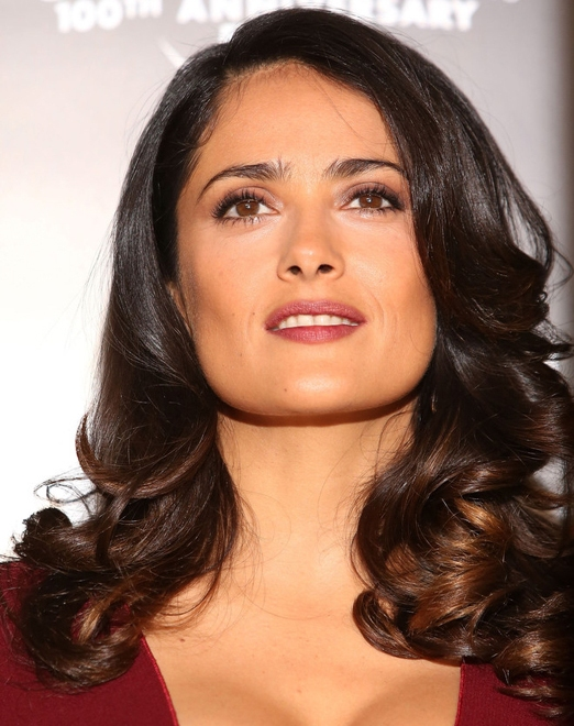 Salma Hayek's plans to star in Broadway musical ruined by stage fright