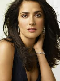 Salma Hayek launching skin care line