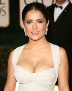 I turned down many roles to be with family: Salma Hayek