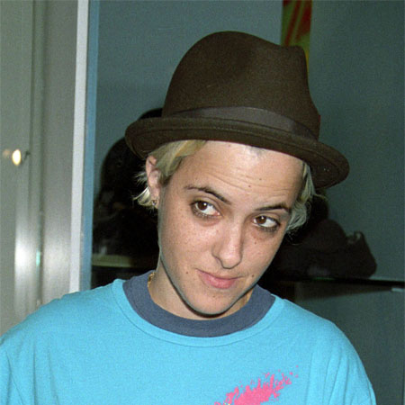 Samantha Ronson visits ex LiLo in jail