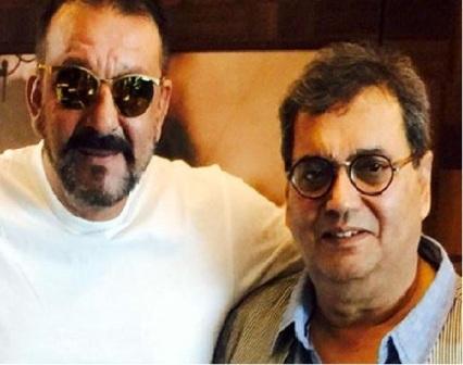 Sanjay Dutt teams up with Subhash Ghai for `Khalnayak Returns`