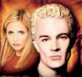 Sarah Michelle Gellar and James Marsters'