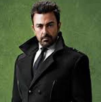 Actor Shaan Shahid