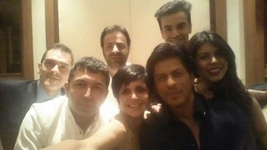 After Hollywood, Bollywood gets its own 'selfie'