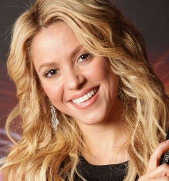 My songs are my children, says Shakira