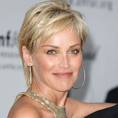 Coupe Cheveux Sharon Stone | pansyperylaura1 site