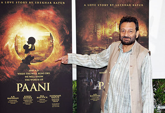 Shekhar Kapur not replacing Hrithik with Ranbir