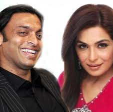 Shoaib Akhtar rejects Meera's 'proposal' claim as 'baseless'