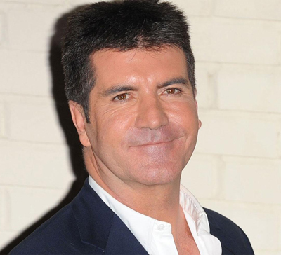 I was born to be a dad, says Simon Cowell