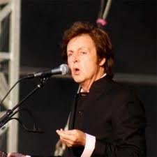   Paul McCartney performs at Olympic opening ceremony for 1 