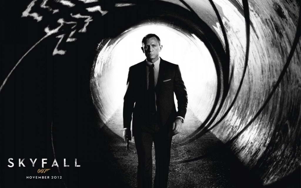 `Skyfall` smashes box office records by raking in £94m in just 40 days