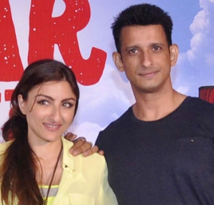 Soha, Sharman end shooting in Bikaner