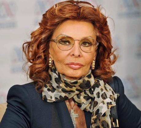 Sophia Loren autobiography