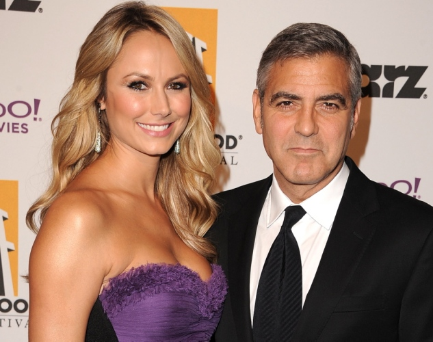 Clooney's girlfriend having secret botox