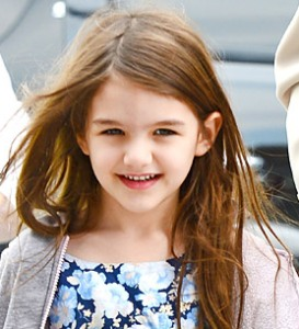 Suri Cruise to attend private Chelsea school