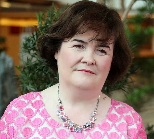 Susan Boyle opens up about adoption hope