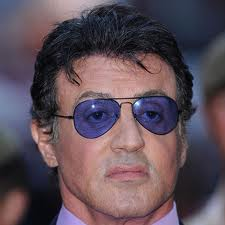 Sylvester Stallone hides grief behind dark glasses at son's funeral