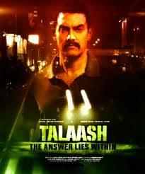 Special song shot for 'Talaash'
