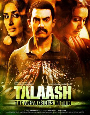 Pre-bookings for 'Talaash' open before time
