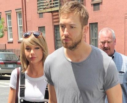 Taylor Swift, Calvin Harris have split