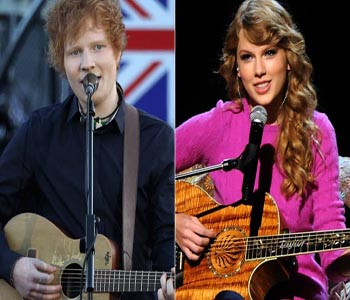 Swift dating Sheeran?
