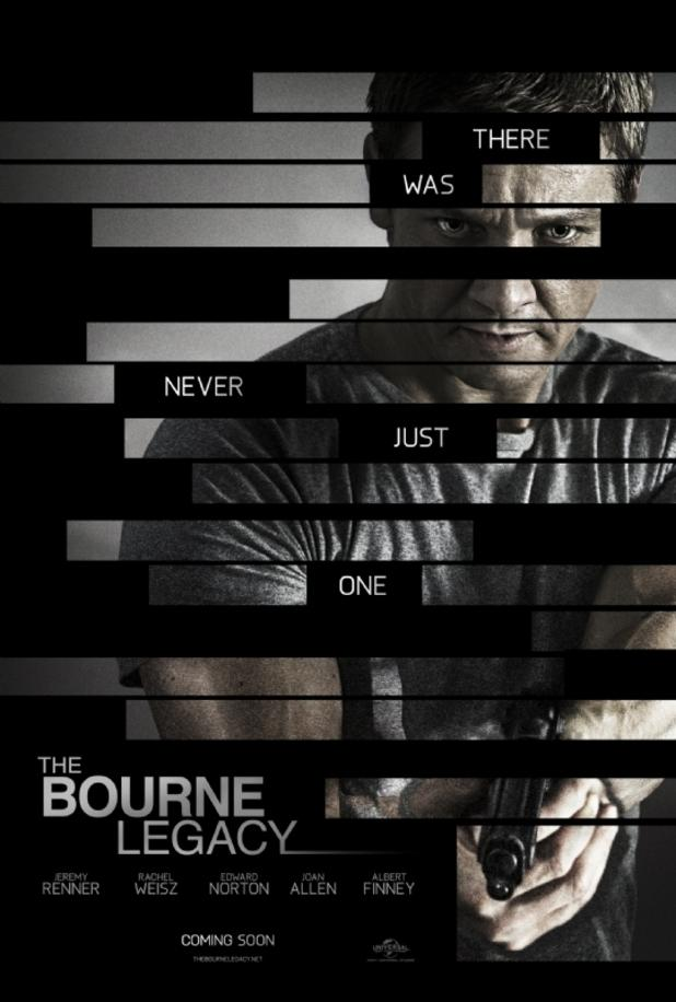 `The Bourne Legacy` tops weekend box office with $40.3m opening