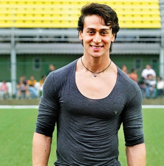 'Baaghi' is just not my personality, says Tiger Shroff