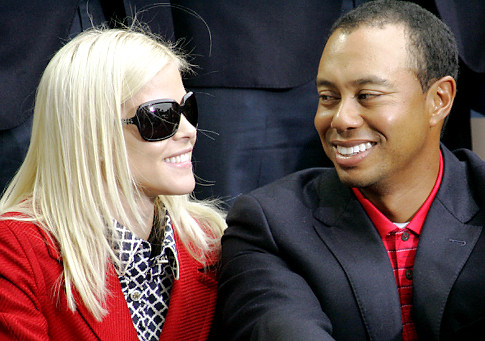 tiger woods wife pregnant. Tiger Woods#39; ex-wife to open