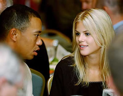 Tiger Woods on Tiger Woods Hopes To Woo His Wife Back With New Boat   Solitude