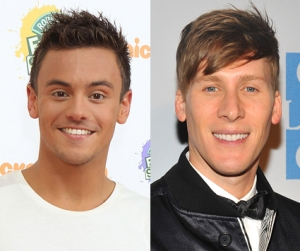 Tom Daley's boyfriend 'contemplated suicide over own battle to come out as gay'