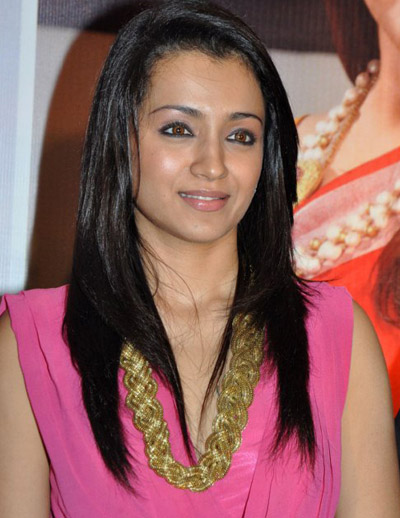 Trisha endured rain, snow for 'Endrendrum Punnagai'