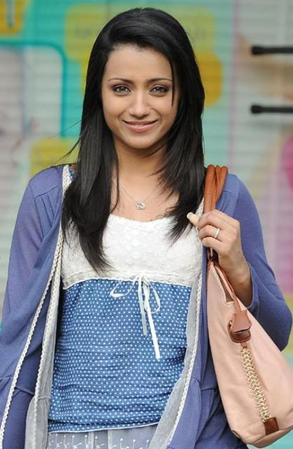 Trisha Krishnan against cruel experiments on dogs