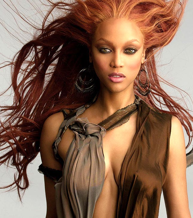 tyra banks. Tyra Banks learning management